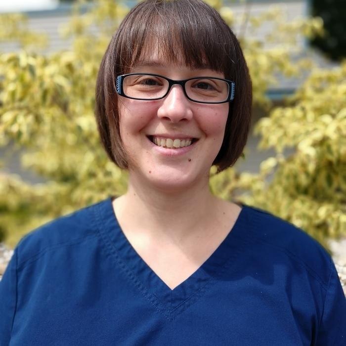 Samantha  </br>Veterinary Technician/Client Services  photo